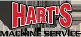 Hart's Machine Service Logo